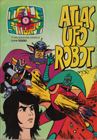 TELE STORY ATLAS UFO ROBOT 007
