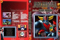 GOLDRAKE U.F.O. ROBOT