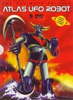 THE ULTIMATE EDITION ATLAS UFO ROBOT 5 DVD